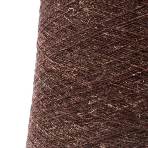 Wool 60% Linen 20% PA 20% (2,56€/100g.)